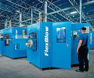 Terekas FlexBlow stretch blow blowmolding machine