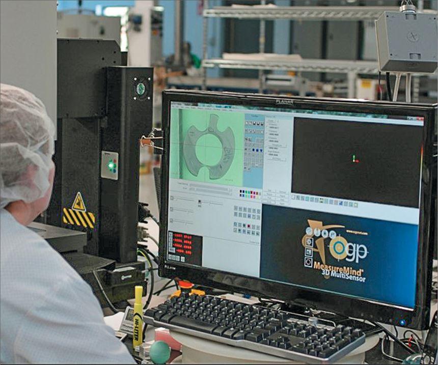 Microspec Quality Control
