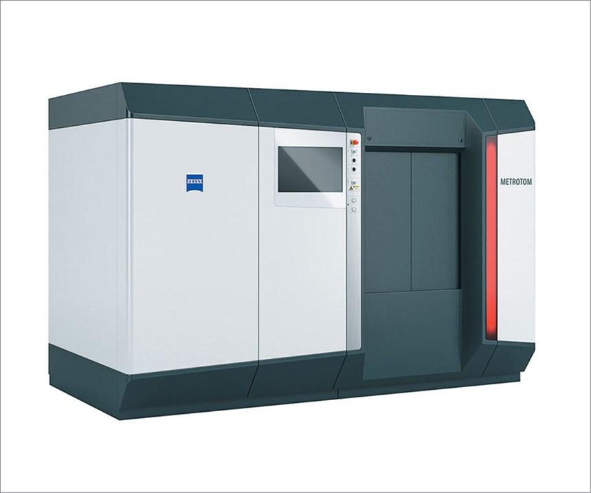Zeiss Metrotom CT x-ray machine