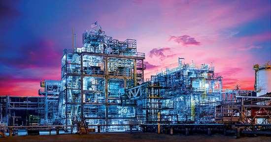 ExxonMobil Chemicals Baytwon Texas