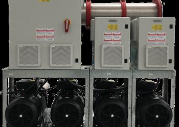 Frigel Aquagel central cooling pump sets