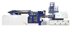 Haitian Zeres all electric injection molding machine