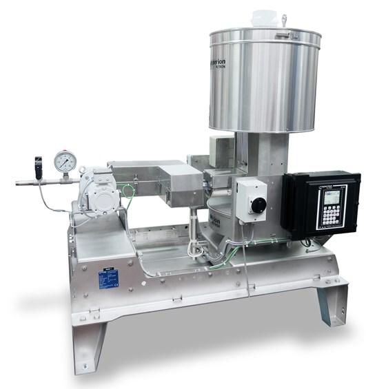 Modular Liquid Feeder from Coperion