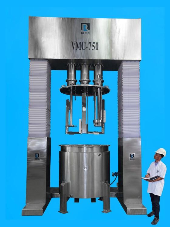 High-Volume Agitator for Viscous Applications