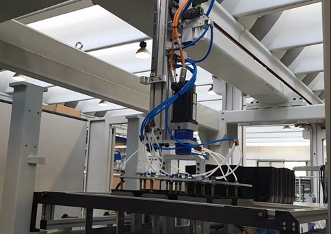 High-Speed Robot for Thermoforming