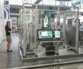 Tinius Olsen materials testing automation system