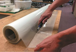 ASTM standard on film thickness testing