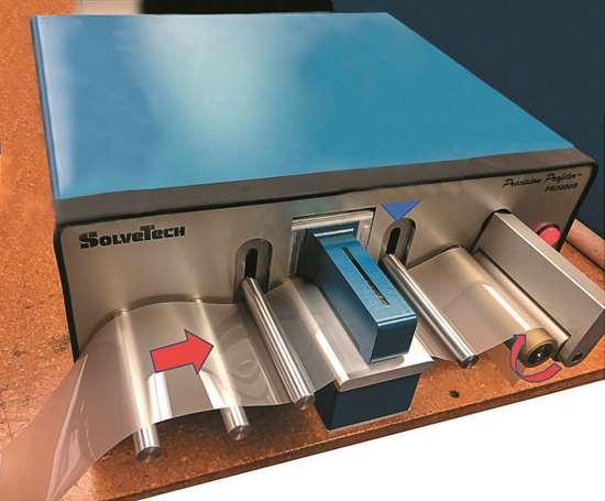 ASTM film thickness standard