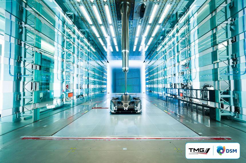 DSM Toyota Motorsport partnership