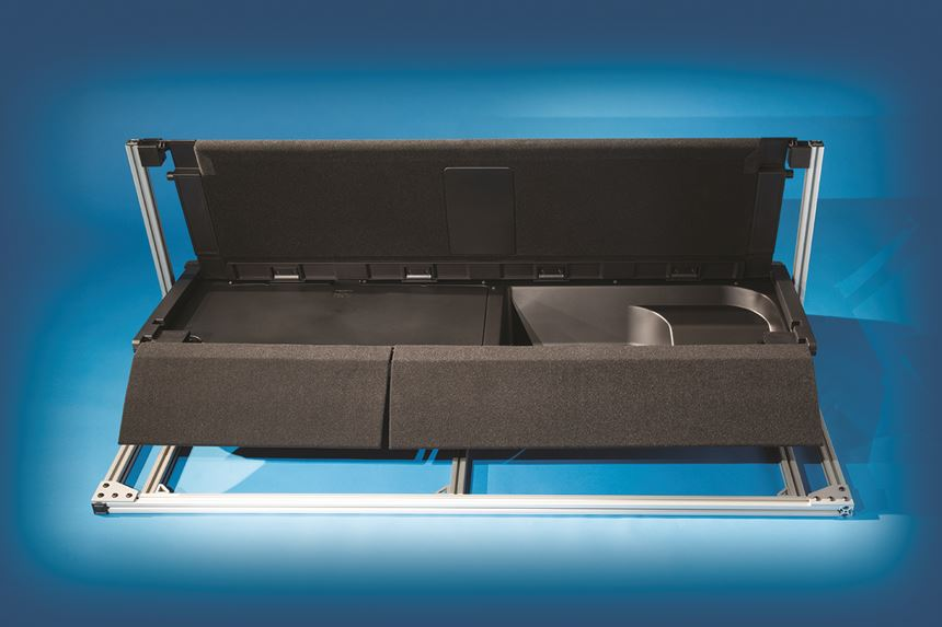 Ford Expedition Cargo Manager