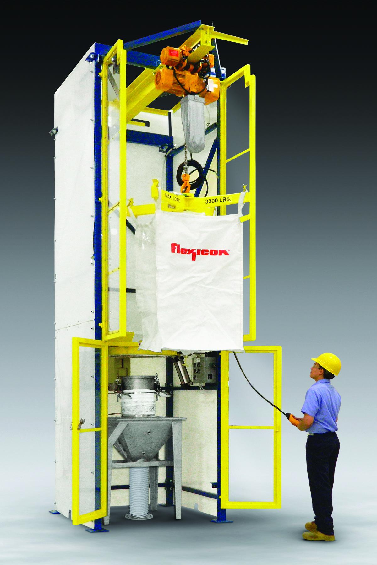 Flexicon BFC Bulk-Bag Discharger