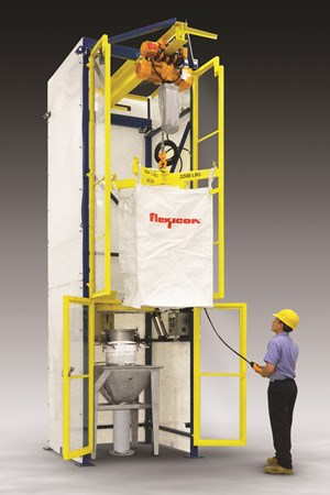Flexicon BFC Bulk-Bag Discharger