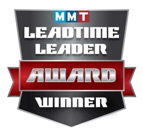 MoldMaking Technology Leadtime Leader Award