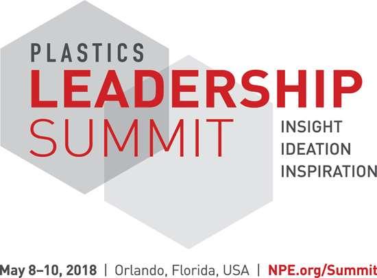 NPE Plastics Leadership Summit logo