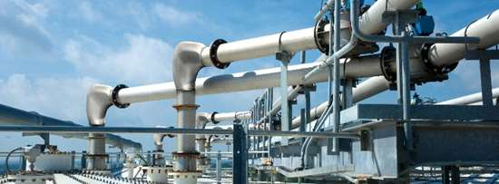 piping and conveying system