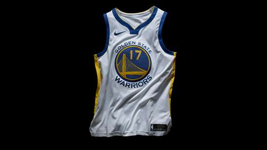 Nike's new NBA uniforms feature recycled PET.