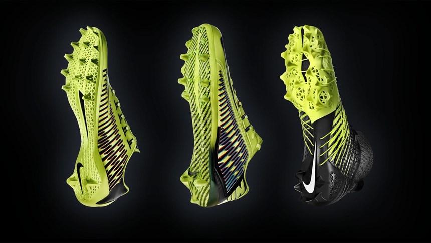 Nike 3D printing