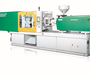 Injection Molding: 'Value-Priced' Servo-Hydraulic Toggle Presses from Taiwan