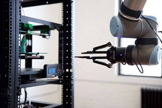 Voodoo Manufacturing automation 3D printing