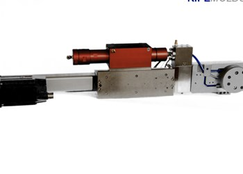 Kipe Molds MicroDeck for LSR micro molding