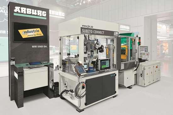 Arburg mass customization