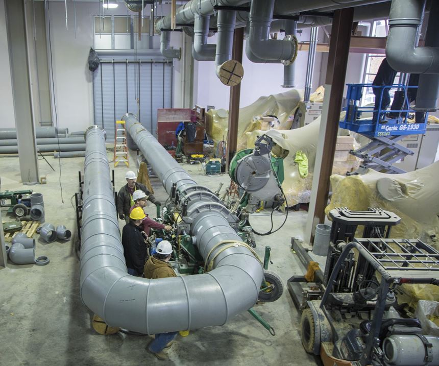 New Borealis PP copolymer for piping