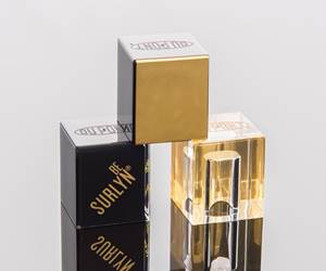 New Ionomer Decorative Effects Using Hot Stamping
