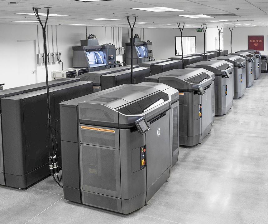 HP Jet Fusion 4200 3D printers