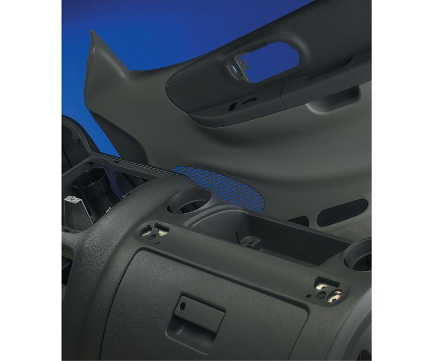 automotive instrument panel