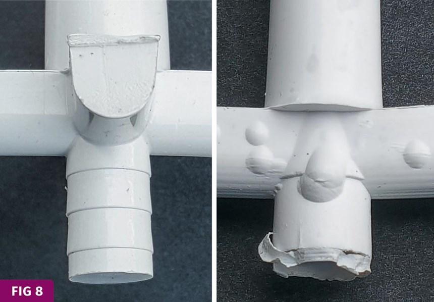 multiple undercut sprue puller