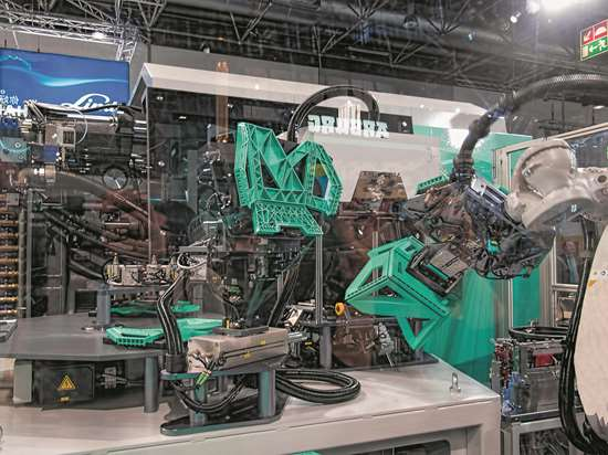 plastics automation