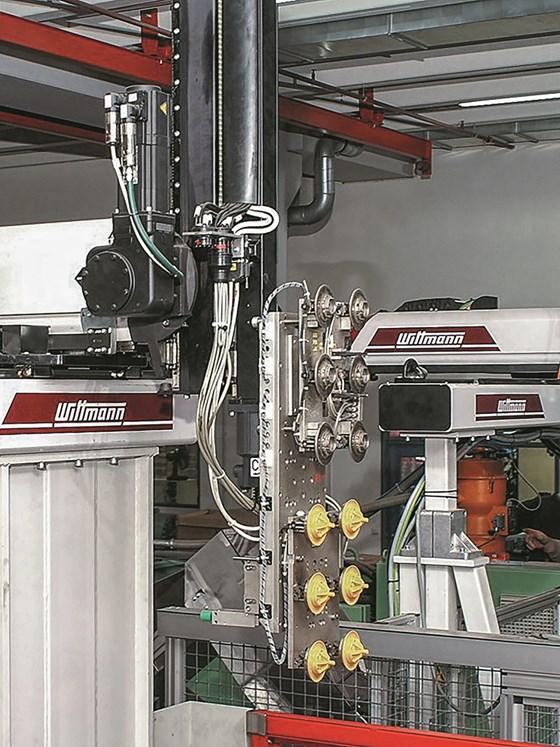 Wittmann robot