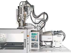 Sodick GL series horizontal injection molding machine