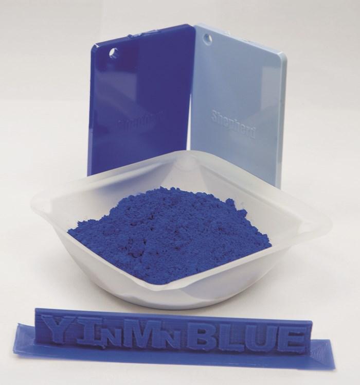 Shepherd Color Co. YinMn Blue