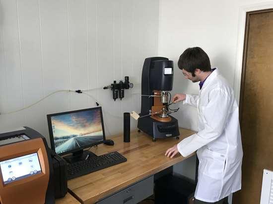 Rheology Lab for Tubing Dies