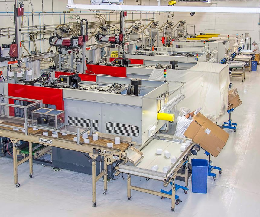 Parkway Plastics injection molding packaging