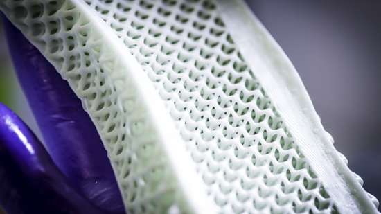 b58693ac7de085 3D-Printed Sneakers Gaining Traction  Additive Manufacturing Magazine