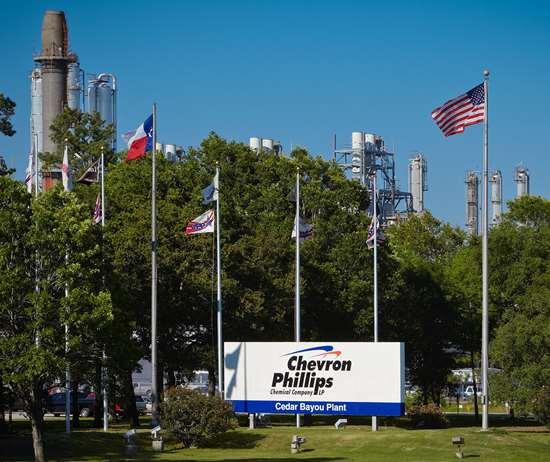 CP Chem Cedar Bayou