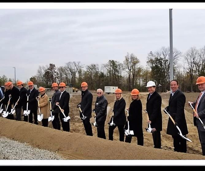 Incoe New HQ Ground Breaking