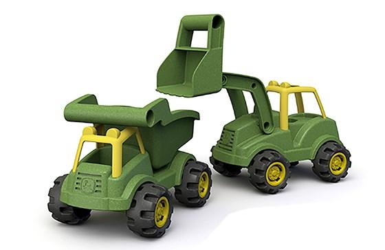 John Deere's Bio-Based Toy Trucks