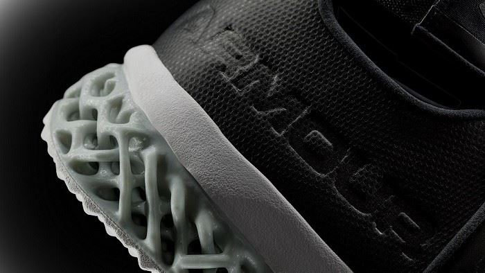 Under Armour 3d Printing