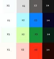 color change