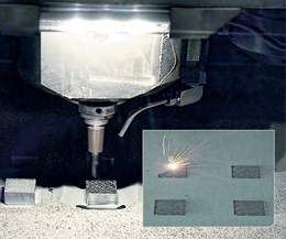 GW Plastics laser sintering mold components