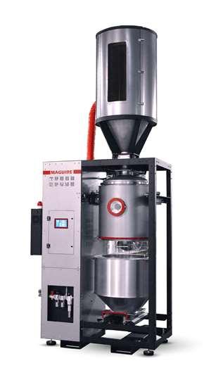 Maguire VBD 600 dryer