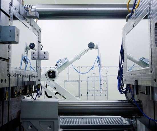 International Federation of Robotics study