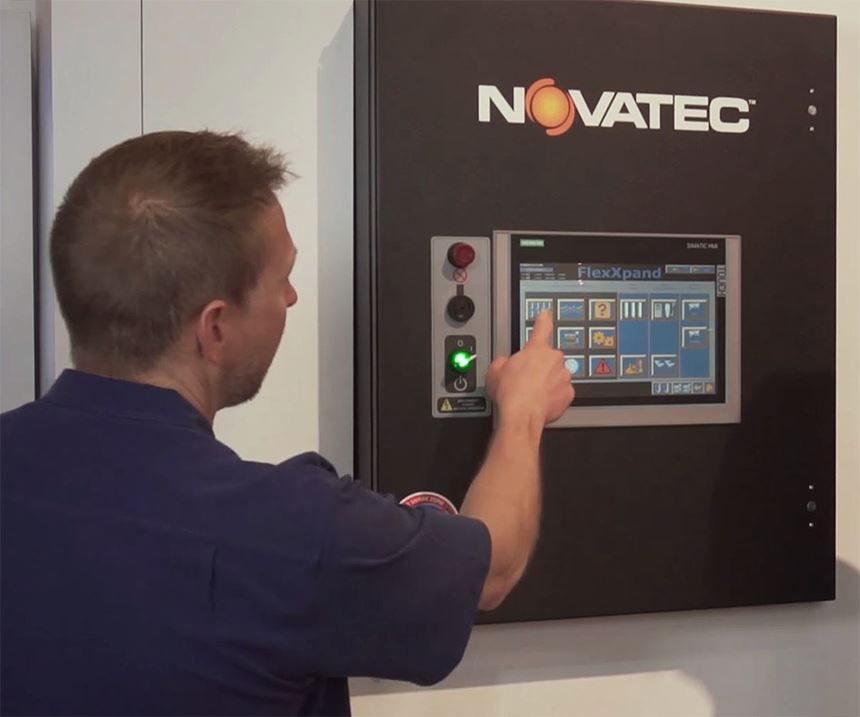 Advanced monitoring and diagnostic technology are getting plastics processors max uptime from their resin conveying systems
