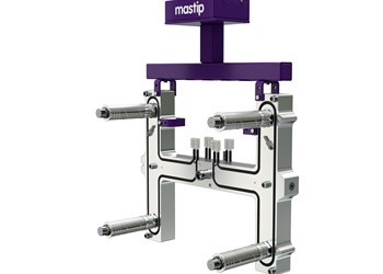 Mastip Technology's Nexus hot runner systems are pre-assembled and pre-wired systems