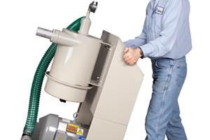 Conair PowerFill 8 vacuum conveying system