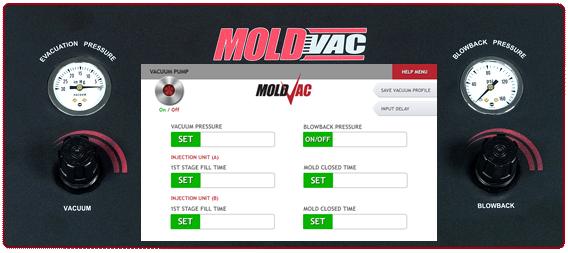 Mold-Vac control