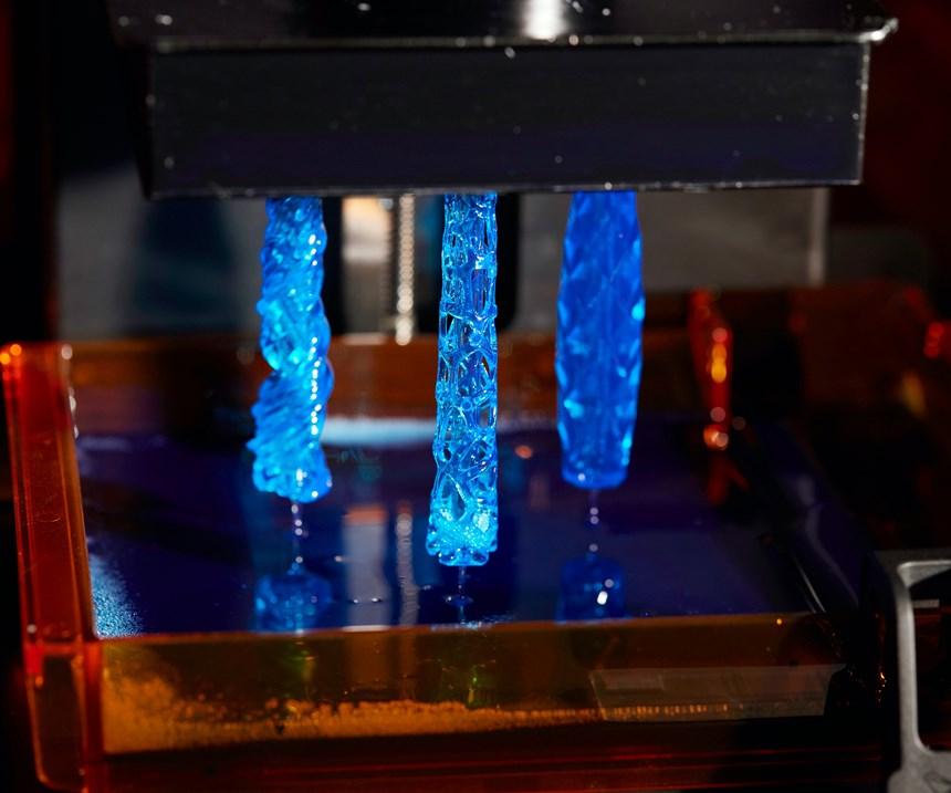 Razor Maker 3D-printed